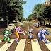 Todos querem passar na pista de pedestre,mais famosa do mundo!