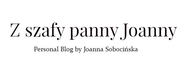 Z szafy panny Joanny