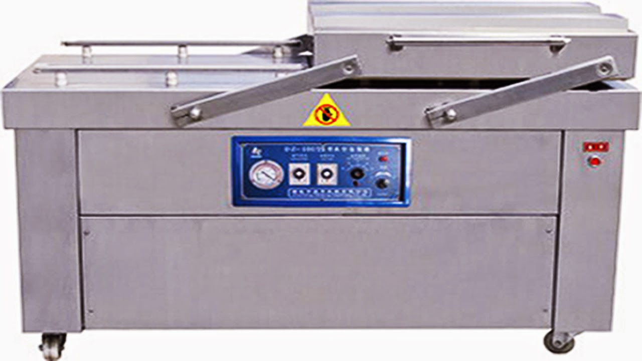 fresh food packing machine vacuum model