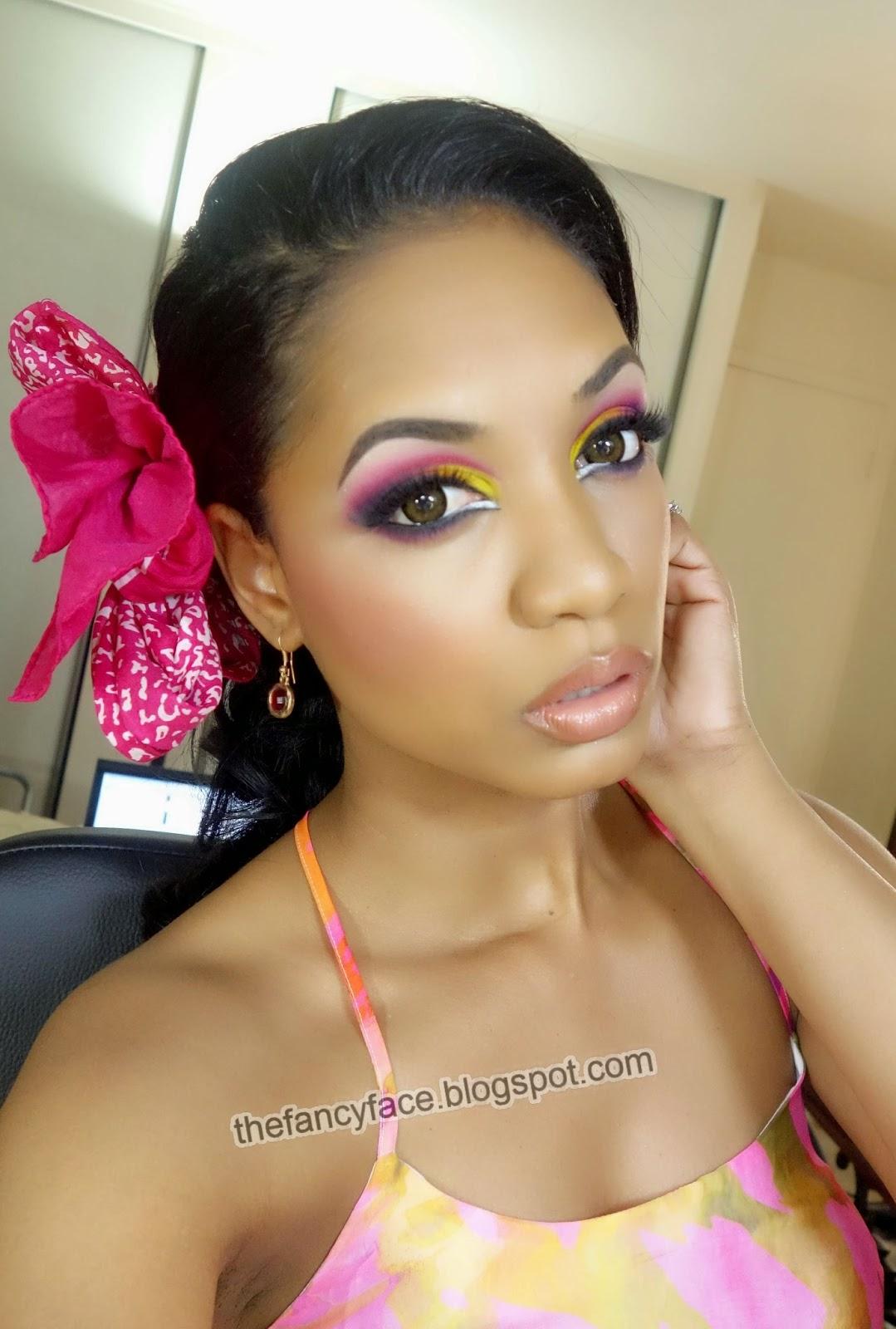 The Fancy Face Makeup Look Rupaul Glamazon Inspired Makeup Watermelon Wallpaper Rainbow Find Free HD for Desktop [freshlhys.tk]