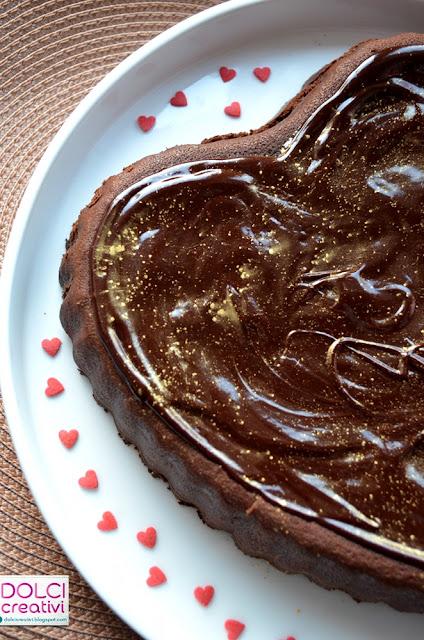 Torta al latte condensato e cioccolato