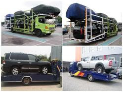 Jasa Pengiriman Mobil Via Towing &amp; Car Career
