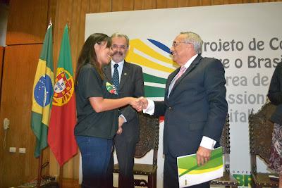 Alunos da UFMA embarcam para curso de Turismo em Portugal
