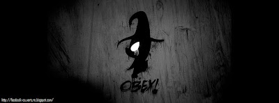 Couverture facebook obey 01