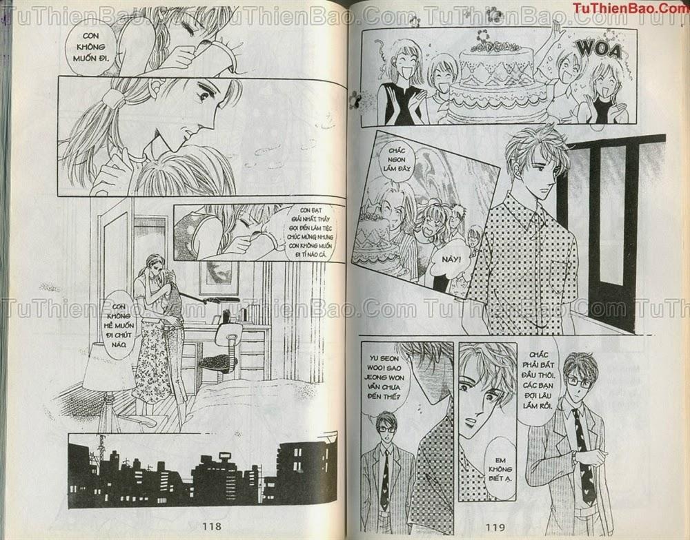 Nữ sinh chap 4 - Trang 60