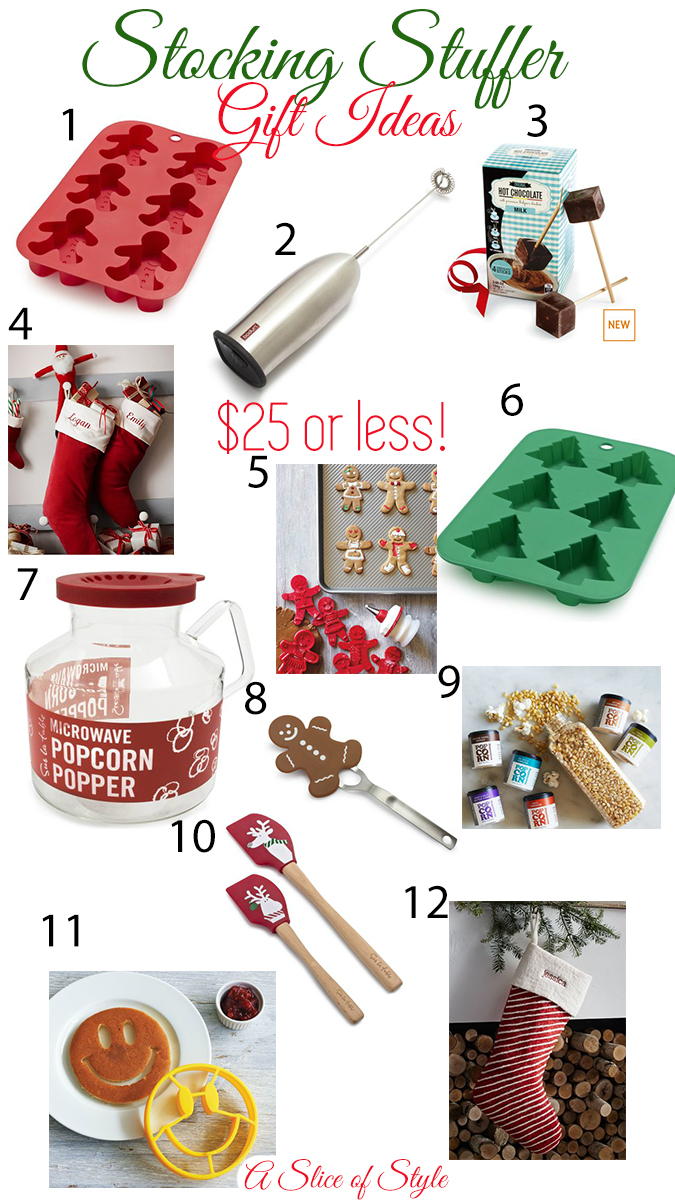A Slice Of Style The Best Deals Gifts And Stocking