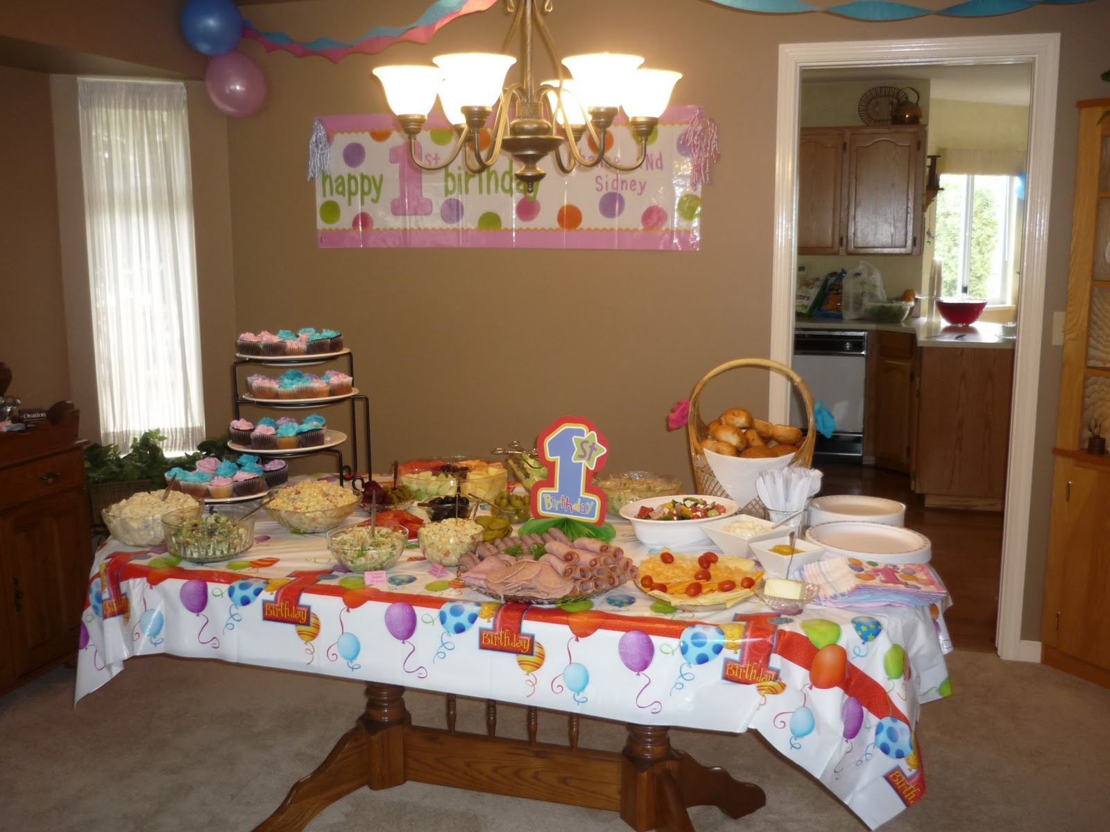 what jay has to say ...: the twins 1st birthday party - march 26, 2011