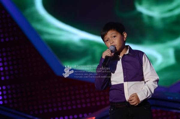 Video: Tonton Cabiles sings 'One Day in Your Life' on The Voice Kids PH Live Semi-Finals