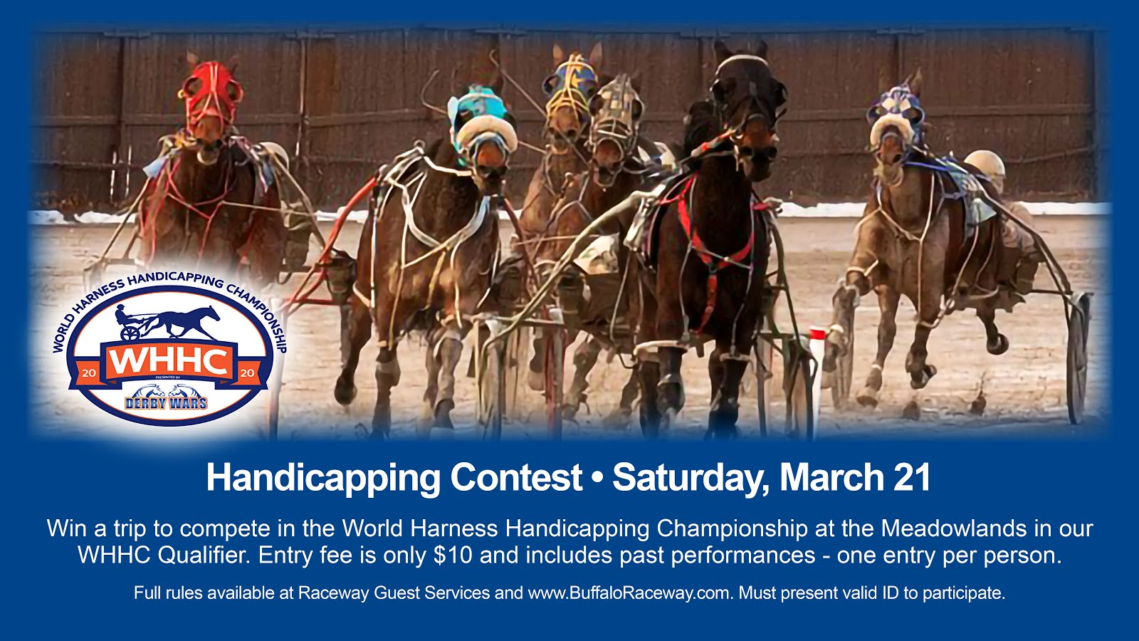 Harness Handicapping Contest