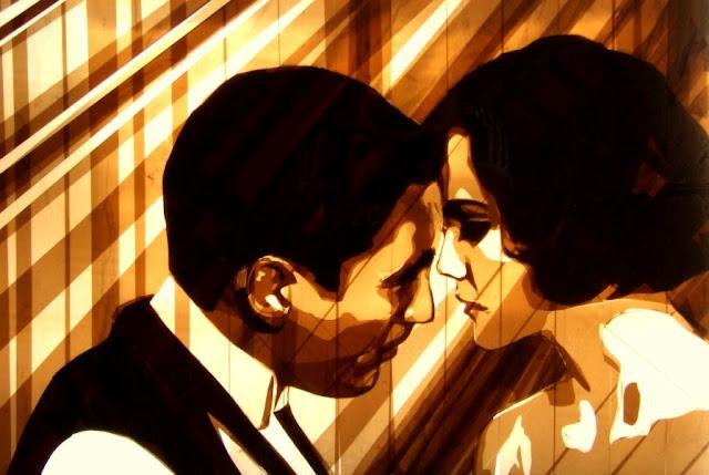 Pintores famosos de Street Art: Max Zorn, el fantástico artista de la cinta adhesiva.