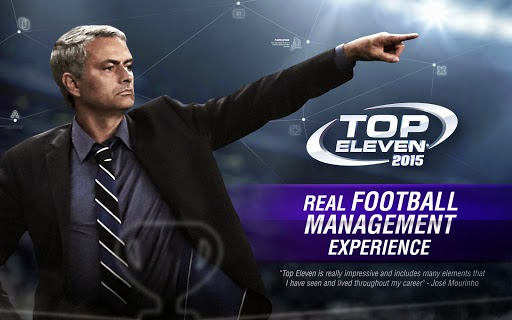 Top Eleven apk Free Download