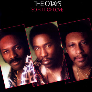 THE O\'JAYS - SO FULL OF LOVE (1978)