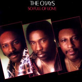 THE O\'JAYS - SO FULL OF LOVE (1978)