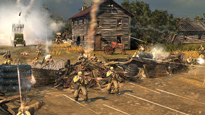 Company of Heroes 2 With Cheats And Codes