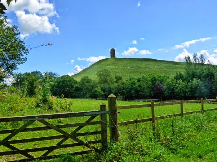 Glastonbury, Tor, Somerset, mysterious Britain, King Arthur