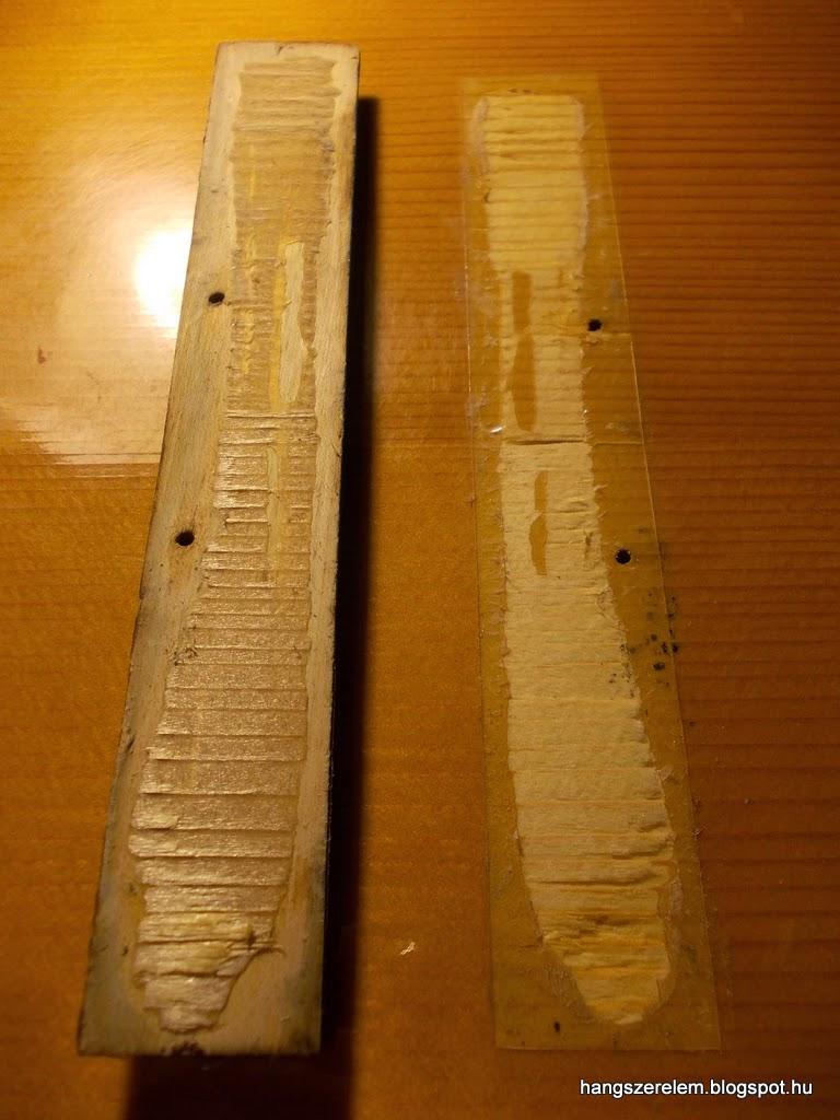 Cremona classical guitar bridge re glue Cremona klasszikus gitár híd újraragasztás