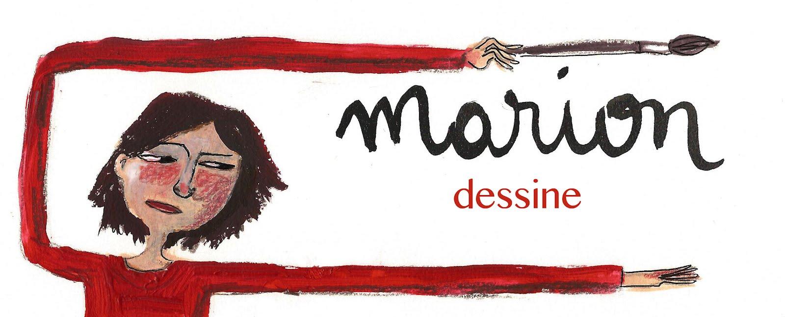 Marion Dessine