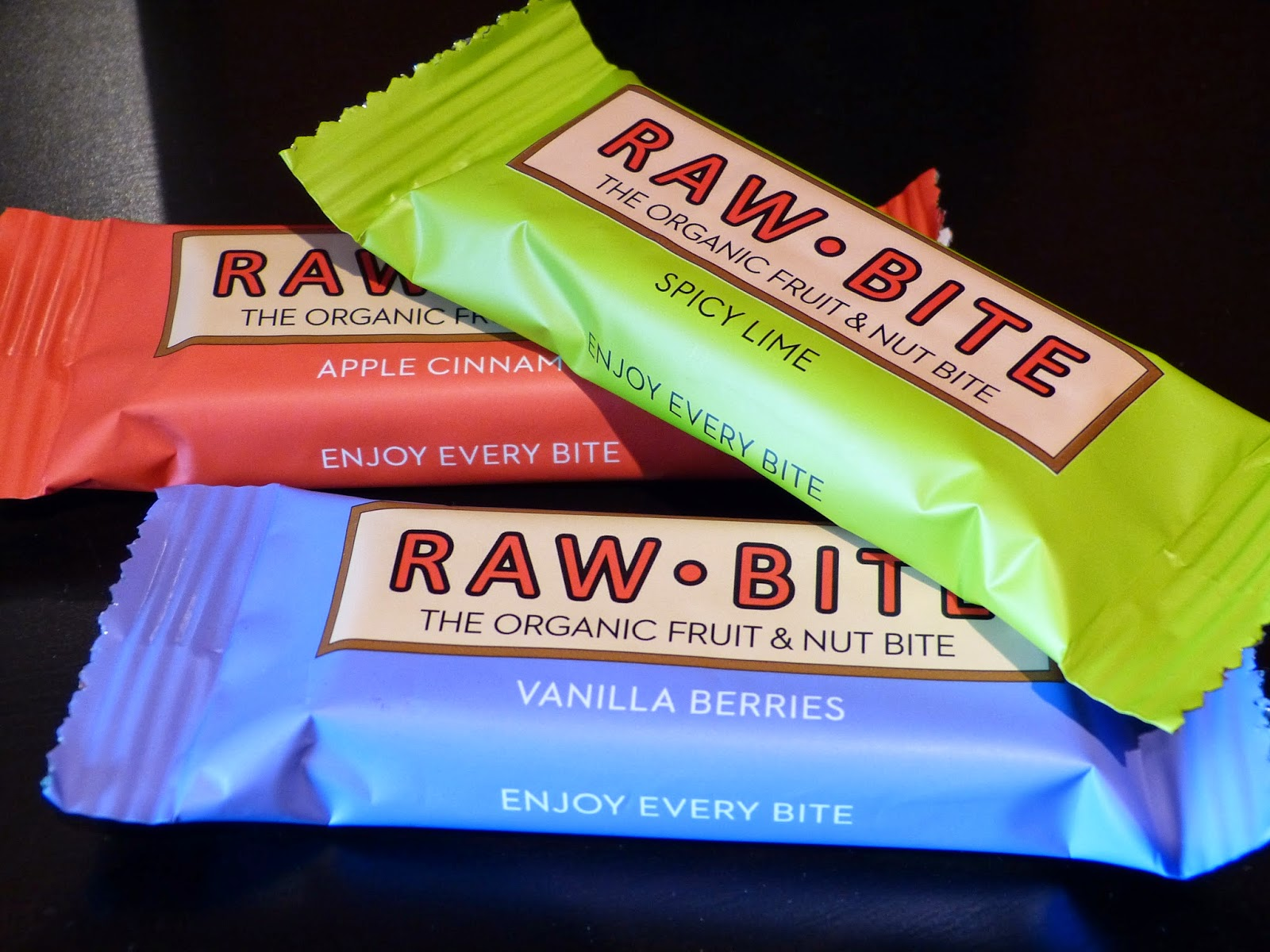 Review on raw bite bars