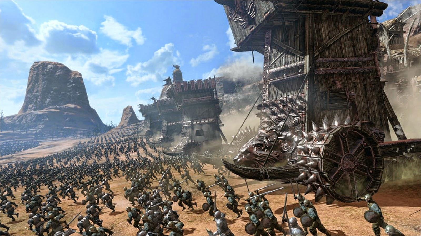 Kingdom Under Fire II Oyunu Görsel ve Tanıtım