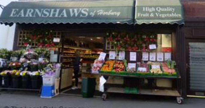 Earnshaw's Greengrocer