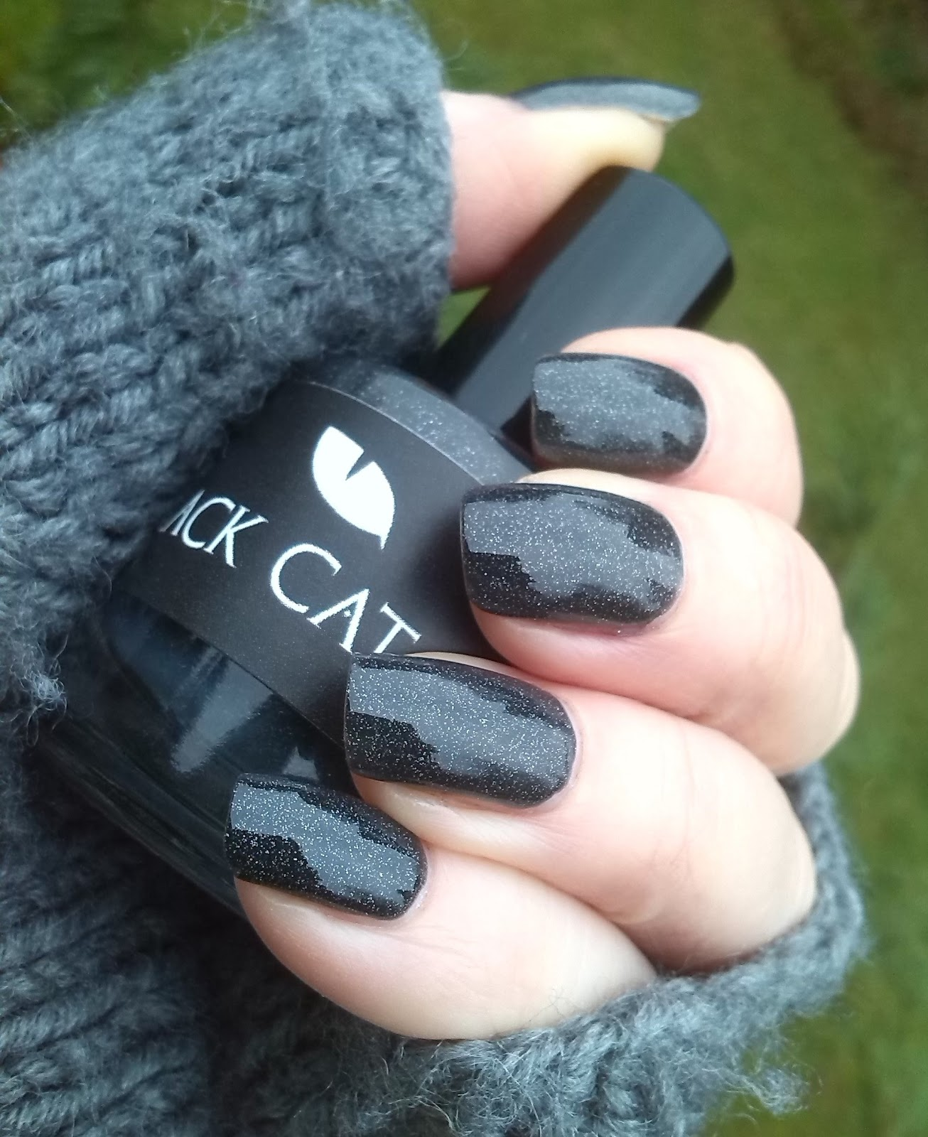 Black Cat Lacquer Chivalry is Dead
