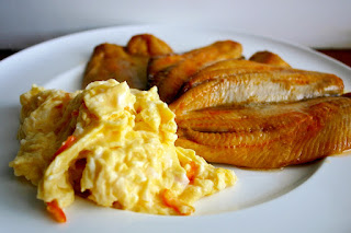 Kippers & Scrambled Eggs