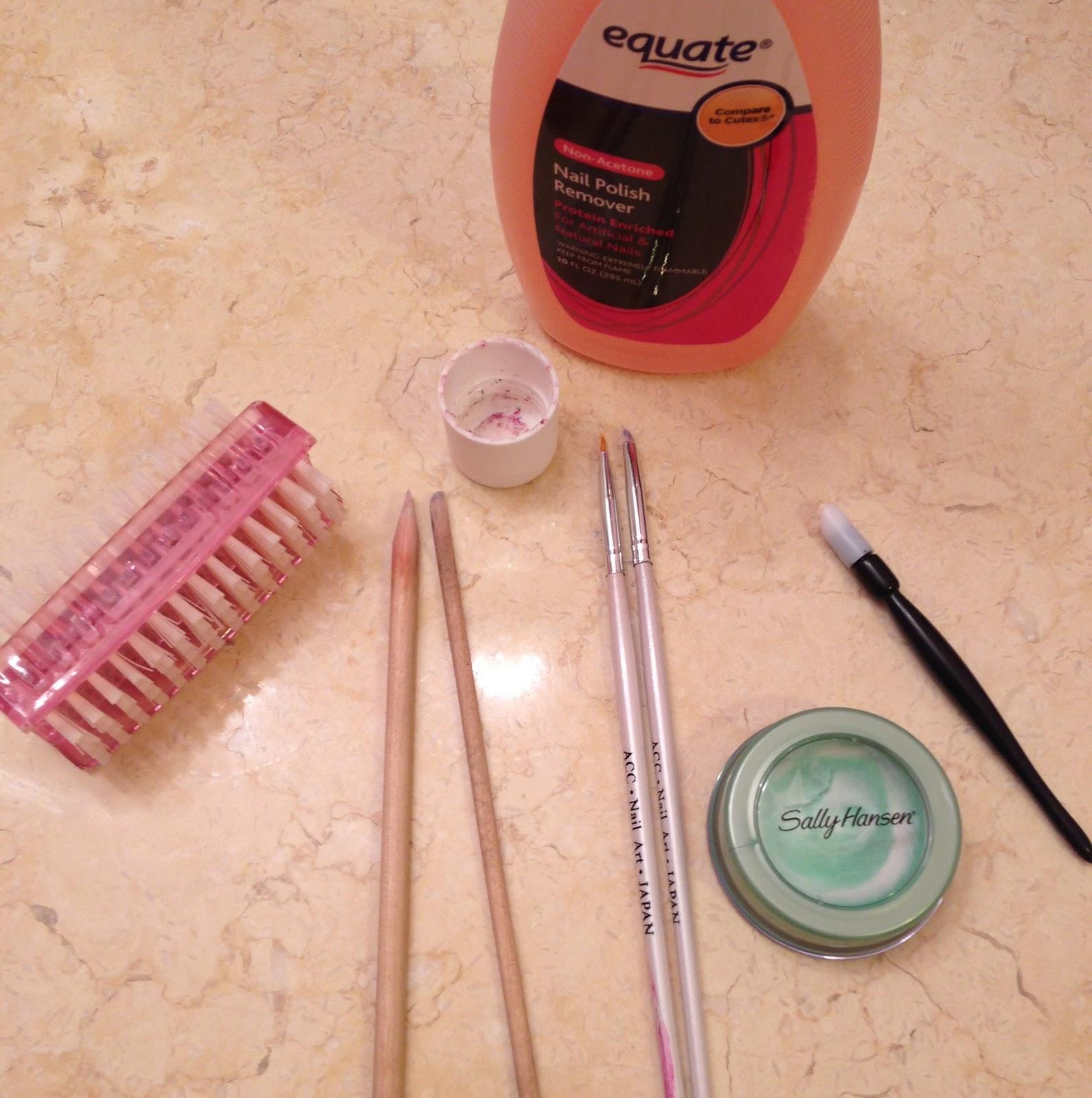 How To Clean A Titanium Nail: Nauti Nails: How-To: Nail Prep And Polish Clean Up