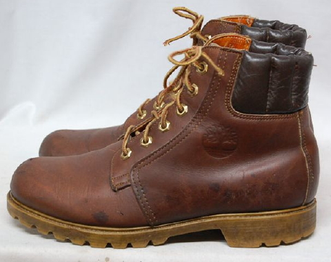 Timberland Boots Vintage1