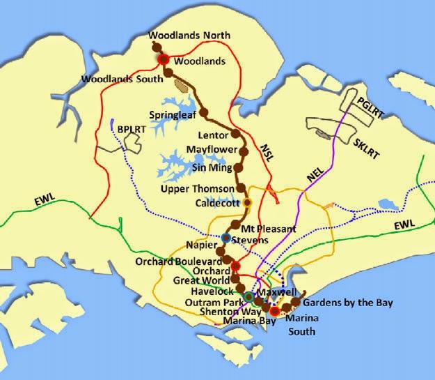 Thomson MRT Line