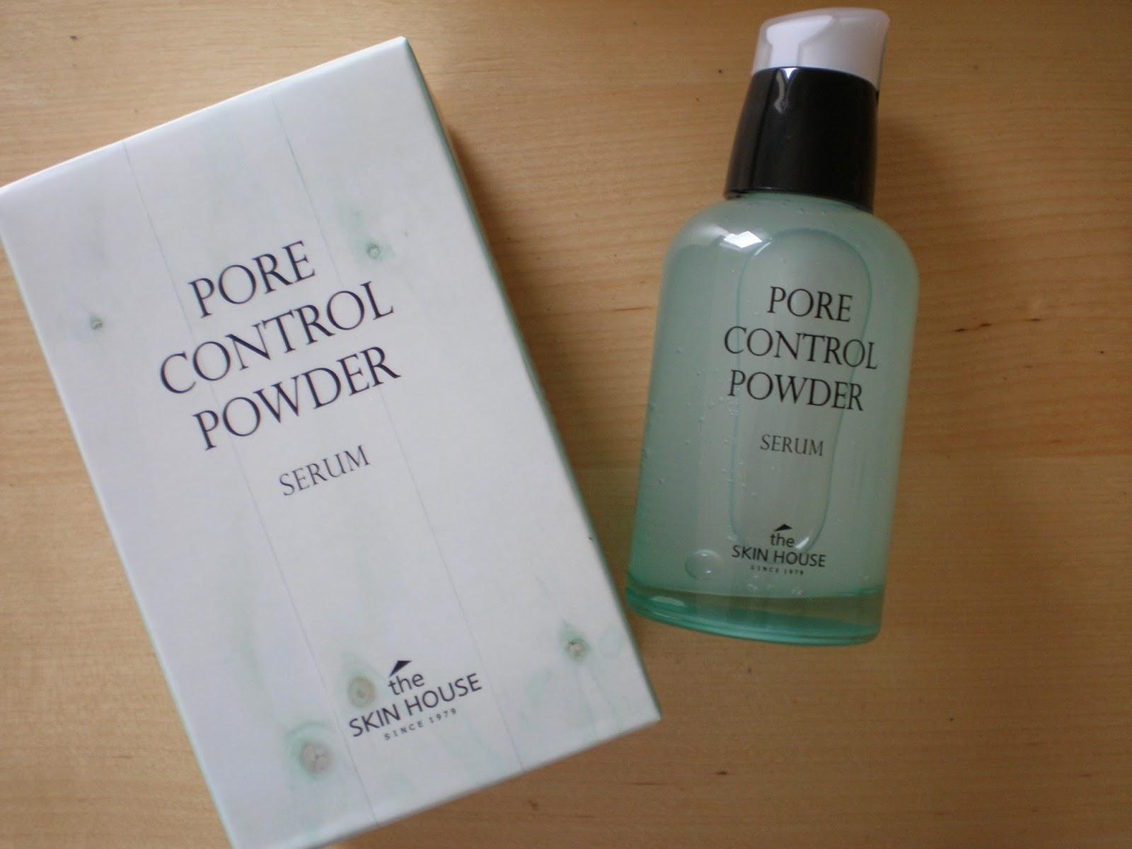 The Skin House Pore Control Powder Serum