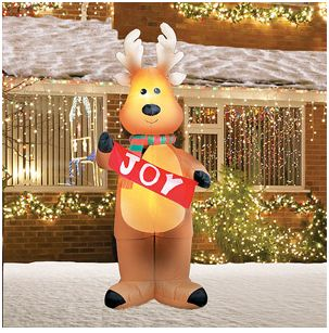 big lots christmas inflatables