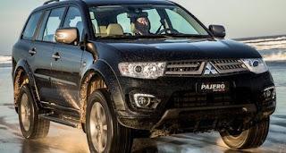 Edian Mitsubishi Terjunkan Varian Spesial Pajero 'HPE-S' Limited Edition