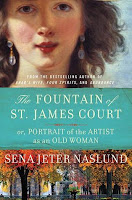 Cover of The Fountain at St. James Court by Sena Jeter Naslund