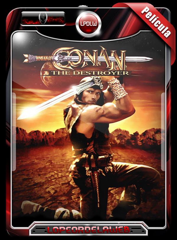 Conan, El Destructor (1984) 720p Dual Mega Uptobox