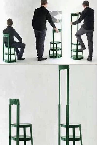 steel foldaway stairs