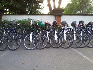 Persiapan Cycling
