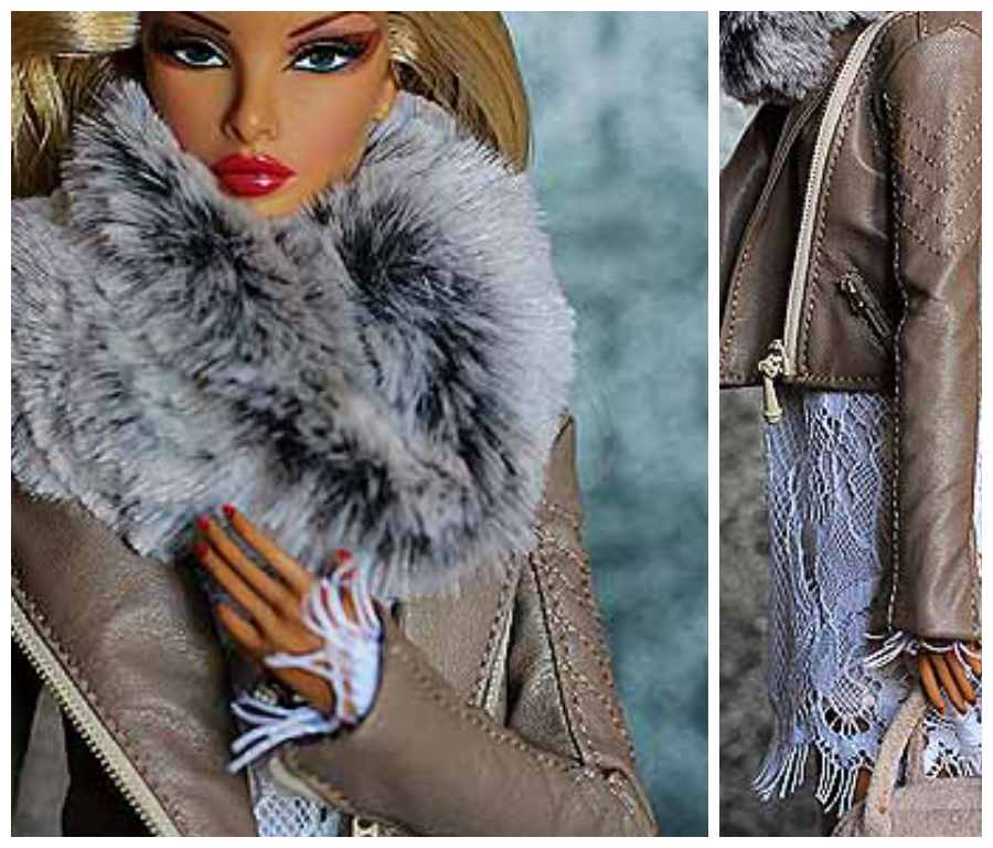 Fashion Royalty doll Kyori Sato Quick Silver OOAK outfit fashion doll pattern dress jacket Barbie Integrity Toys Natalia Agnes Giselle Vanessa Veronique Dasha Adele Elena Peredreeva Eugenia Darius Homme Elise Momoko Poppy Parker Sybarite BJDLimhwa clothes reference list dolls for sale