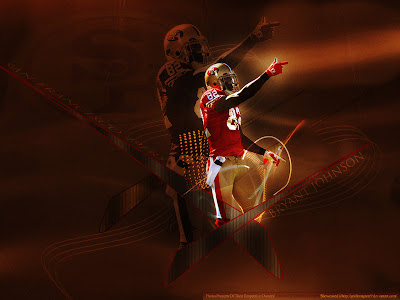 Jhonson Bryant wallpaper, 49ers wallpaper