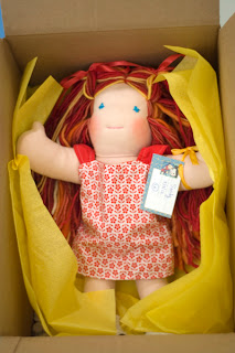 waldorf dolls RTG