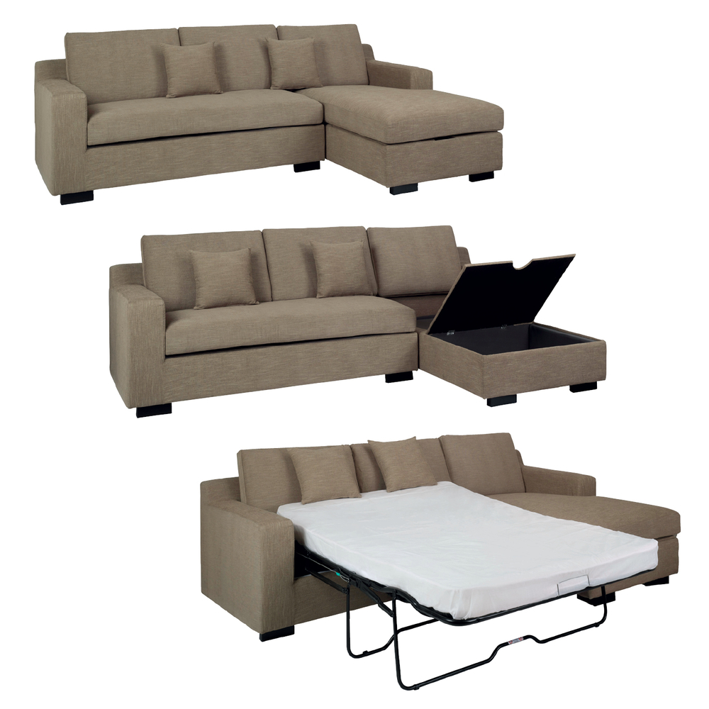 Click Clack Sofa Bed : Sofa chair bed : Modern Leather sofa bed ikea
