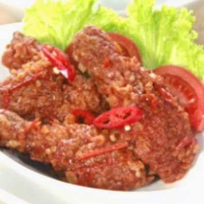 Resep Masakan Ayam Goreng Pedas