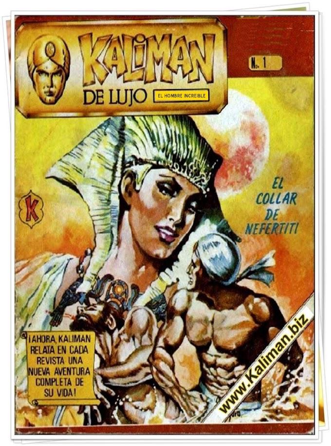 El Collar de Nefertiti