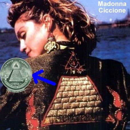 Resultado de imagen para MADONNA PYRAMID