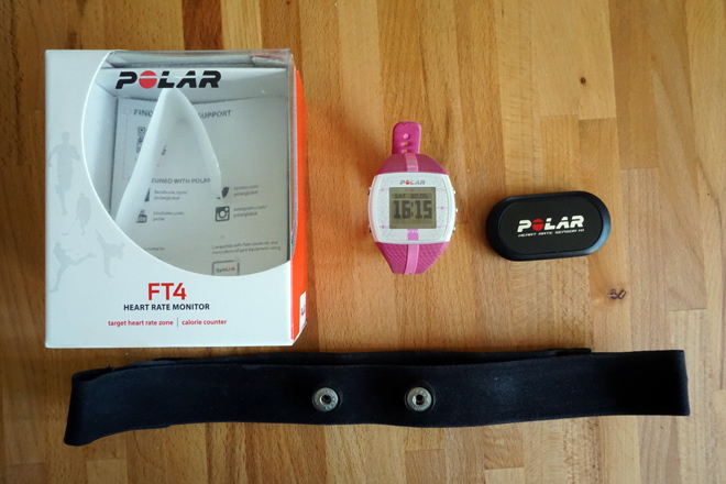 Polar FT4 Women's Heart Rate Monitor review