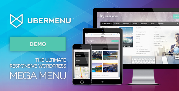 UberMenu v3.2.2 – WordPress Mega Menu Plugin