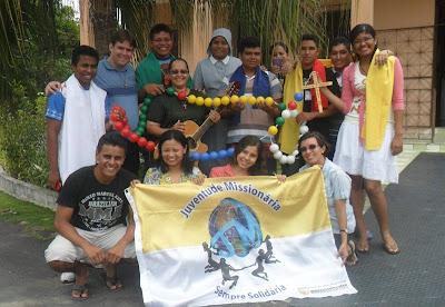 Manaus acolhe encontro estadual da Juventude Missionária