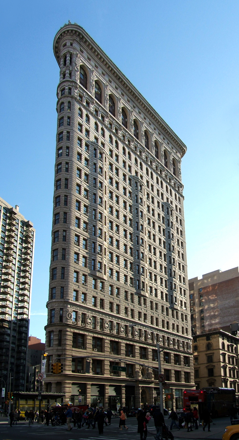 New York City Famous Buildings Pictures To Pin On