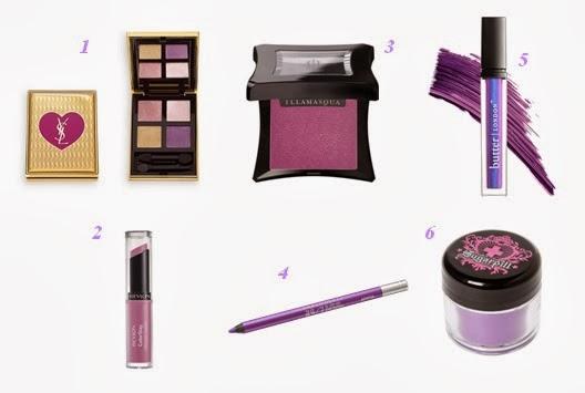 Maquillaje en el color Pantone 2014: Orquídea Radiante