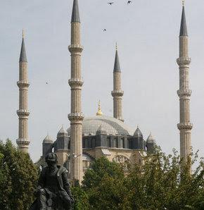 Мечеть Селимийе в ЮНЕСКО?