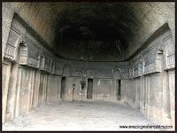Vihara Cave Bedse Caves Lonavala